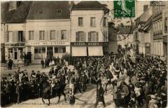 Villenauxe la Grande Souvenir d'une cavalcade en 1904 - Villenauxe-la-Grande