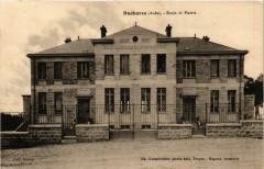 Buchéres - Ecole et Mairie - Buchères