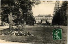 Verrieres - Parc et Chateau saint - aventin - Verrières