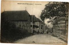 Bucey-en-Othe - Grande rue - Bucey-en-Othe