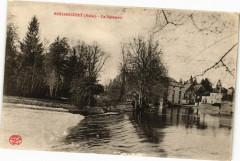 Bossancourt - Le deversoir - Bossancourt