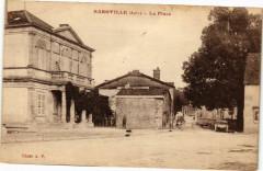 Baroville - La place - Baroville