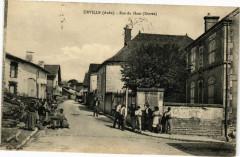 Urville - Rue du Haut - Urville