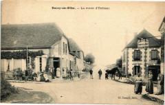 Bucey-en-Othe - La route d'Estissac - Bucey-en-Othe