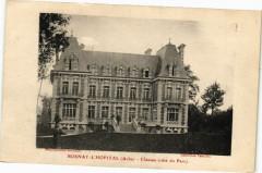 Rosnay-L'Hopital - Chateau - Rosnay-l'Hôpital