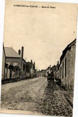 Saint-Benoit-sur-Vanne - Route de Planty - Planty