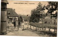 Thuisy-Estissac - Grande Rue - Estissac