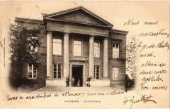 Le Tribunal - Vouziers