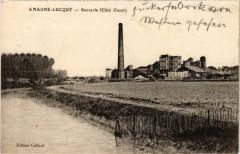 Amagne-Lucquy Sucrerie - Amagne