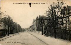 Attigny Avenue de la Gare - Attigny