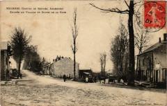 Tournes Entrée du Village et Route de la Gare - Tournes