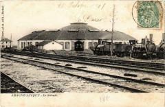Amagne-Lucquy La Rotonde - Amagne