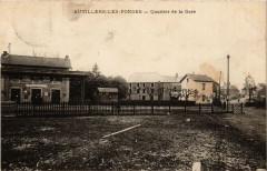 Auvillers-les-Forges Quartier de la Gare - Auvillers-les-Forges