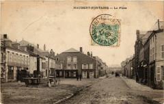 Maubert-Fontaine La Place - Maubert-Fontaine