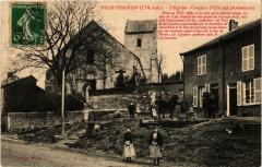 Poix-Terron L'Eglise, Canton d'Omont - Poix-Terron