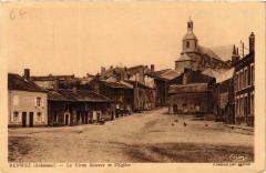 Renwez Le Vieux Renwez et Eglise - Renwez