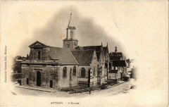 Attigny Eglise - Attigny