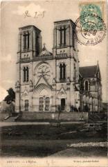 Neuvizy Eglise - Neuvizy