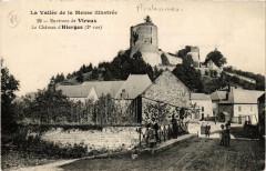 Env. de VIREUX, Le Chateau d'Hierges - Hierges