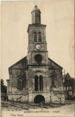 Aubigny-les-Pothees - L'Eglise - Aubigny-les-Pothées