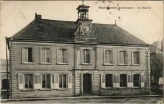 Poix-Terron - La Mairie - Poix-Terron