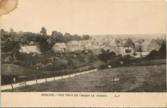 Rumigny - Vue prise du Chemin de Bossus - Rumigny