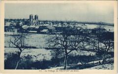 Le Village de Neuvizy en hiver - Neuvizy