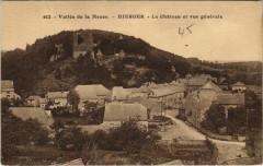 Hierges - Le Chateau et vue générale - Hierges