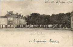 Rocroi - Place Verte - Rocroi