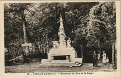 Neuvizy - Monument du Bois de la Vierge - Neuvizy