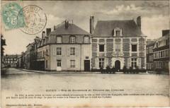 Rocroi - Rue de Bourgonne et Reunion des Officiers - Rocroi
