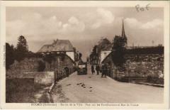 Rocroi - Entree de la Vallée - Rocroi
