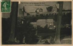 La Vallée de la Meuse, la Nuit - Chateau d'Hierges - Hierges