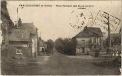 Fraillicourt - Route Nationale vers Rozoy sur Serre - Fraillicourt