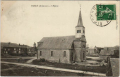 Harcy - L'Eglise - Harcy