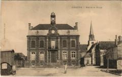 Amagne - Mairie et Ecole - Amagne