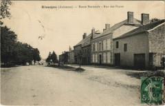 Rimogne - Route Nationale - Rimogne