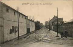 Attigny - Rue de l'Hopital - Attigny