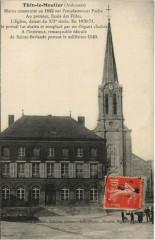 Thin-le-Moutier - Mairie conturite en 1842 sur l'emplacement Pache - Thin-le-Moutier