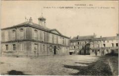 Hôtel de Ville et Café Lepage - Vouziers