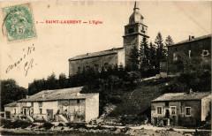 Saint-Laurent - L'Eglise - Saint-Laurent