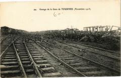 Garage de la Gare de Tournes - Tournes