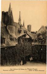 Cour intérieure du Chateau de Thugny-Trugny - Thugny-Trugny