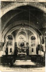 Rumigny - L'Intérieur de l'Eglise - Rumigny