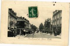 Mezieres - Boulevard des Doux Villes - Doux