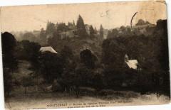 Montcornet - Ruines de l'ancien Chateau-Fort (Xi siécle)-Vue prise - Montcornet