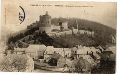 Vallée de la Meuse - Hierges - Ruines de l'ancien Chateau Fort - Hierges