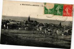 Beaumont-en-Argonne - Vue générale - Beaumont-en-Argonne