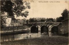 Vaux-sur-Blaise Le Pont de la Blaise - Vaux-sur-Blaise