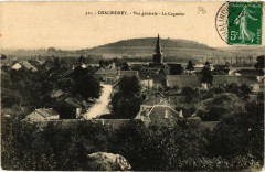 Chalindrey Vue générale - Le Cognelot - Chalindrey